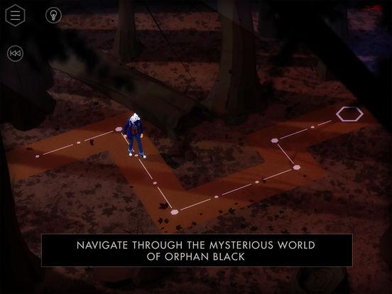 Screenshot 1 Orphan Black: The Game