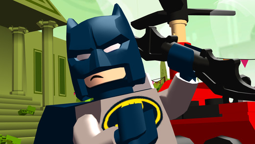 LEGO® DC Super Heroes Mighty Micros Screenshots