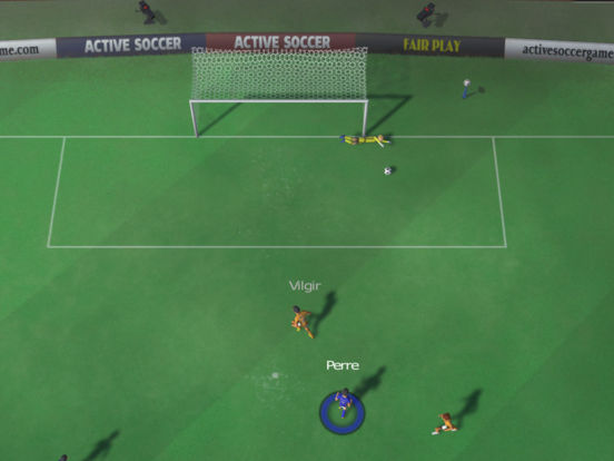 Screenshot 2 Active Soccer 2 DX