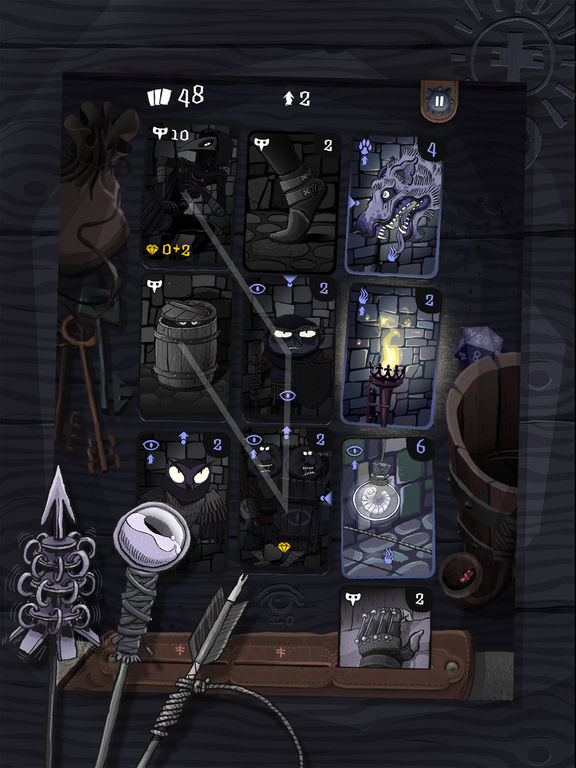 Screenshot 3 Card Thief