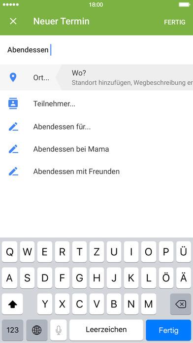 Google Kalender: Planen Sie Ihren Tag Screenshot