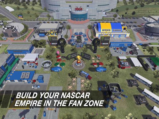 Screenshot 5 NASCAR Heat Mobile