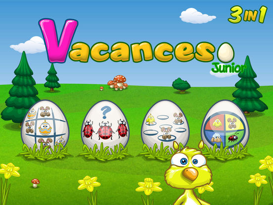 Vacances Junior - 3 in 1 iPad