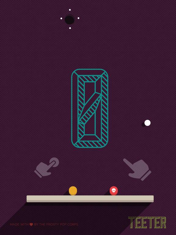 Teeter – Endless Arcade Balancer Screenshot