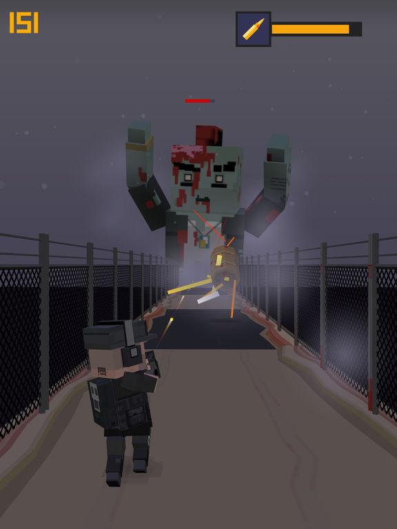 Screenshot 1 Left Behind Zombie Apocalypse