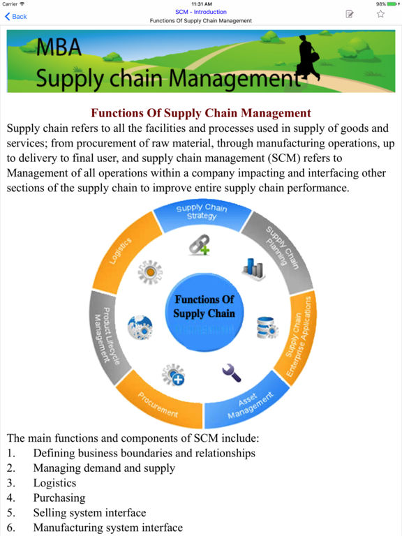 supply chain management woolworths and