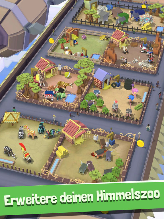 Rodeo Stampede: Sky Zoo Safari  Bild 2