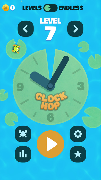 Screenshot 4 Clock Hop