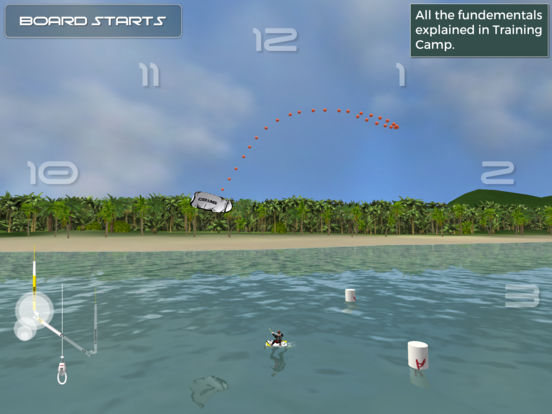 Screenshot 4 Kiteboard Hero