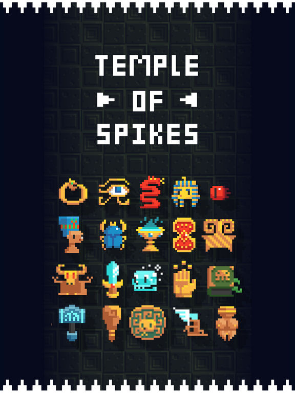 Temple of spikes Screenshot