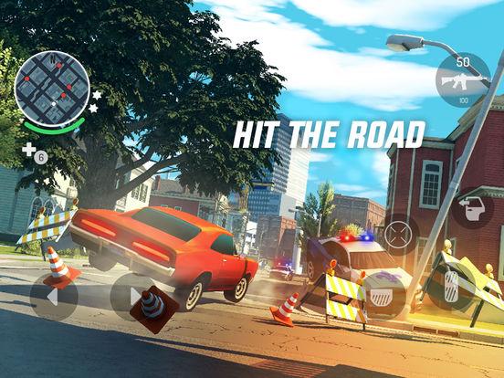 Gangstar New Orleans: Online Open World Game Screenshot