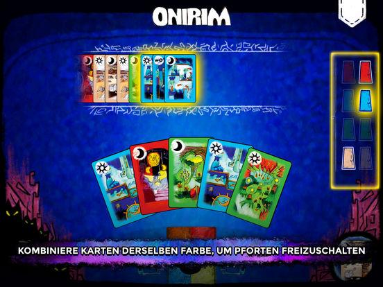 Screenshot 3 Onirim – Solo-Kartenspiel