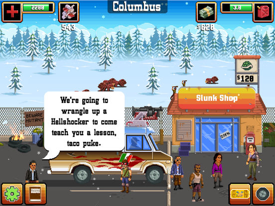 Screenshot 3 Gunman Taco Truck