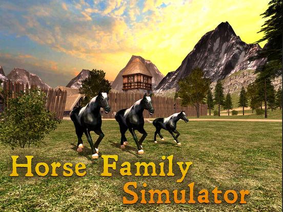 Horse Family Simulator Full Screenshots