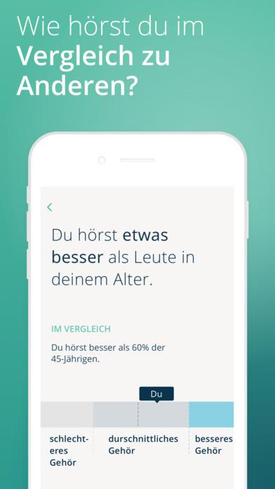 Mimi Hörtest - Teste deine Ohren Screenshot
