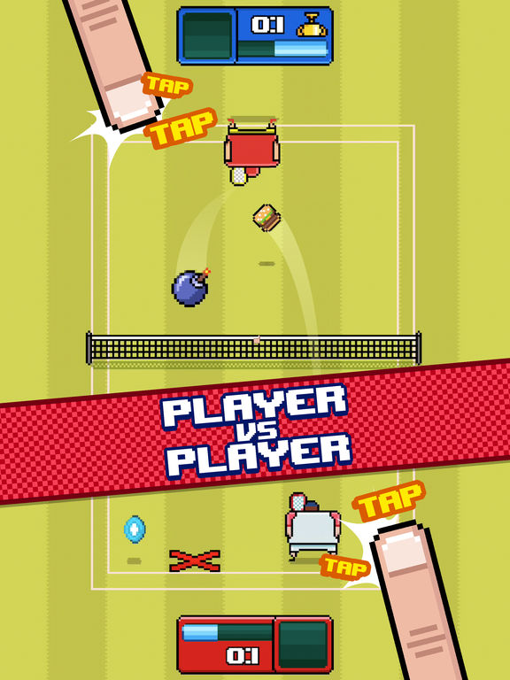 Screenshot 2 Timber Tennis