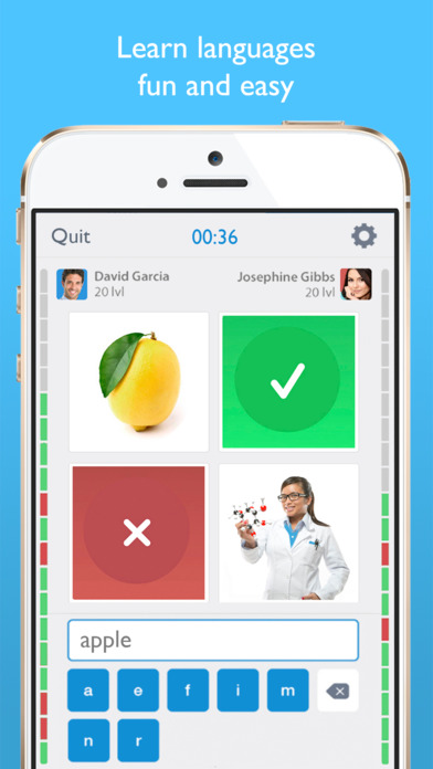 download Lingo Vocabulary Trainer - Learn foreign languages appstore review