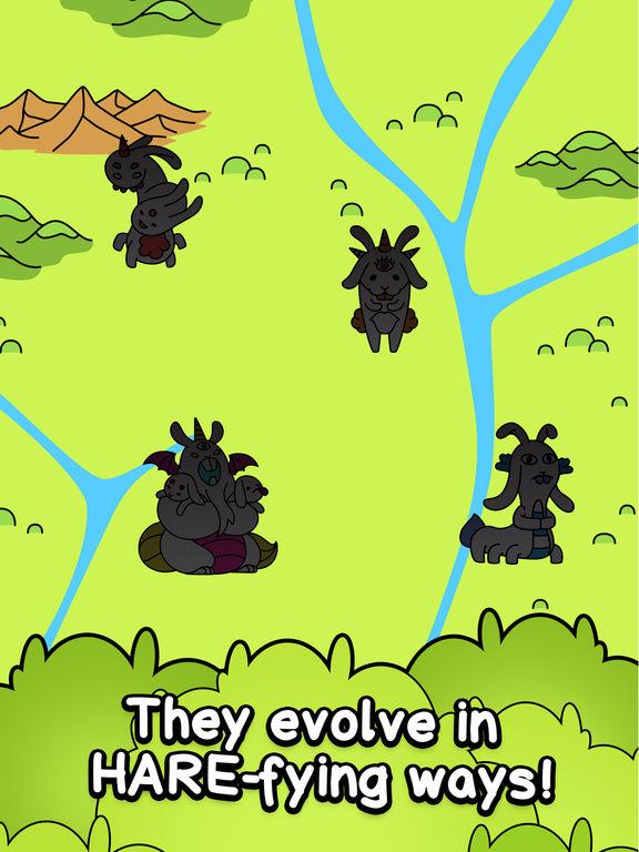 evolution spiele