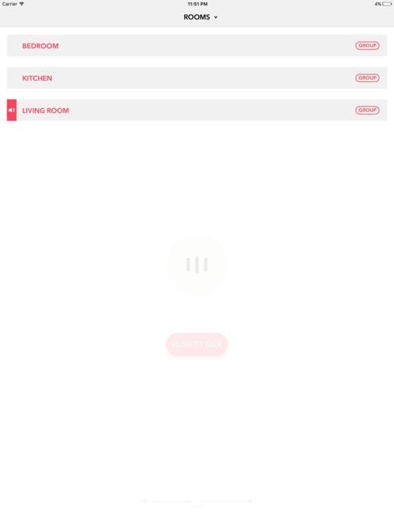 Sonos Voice Screenshot