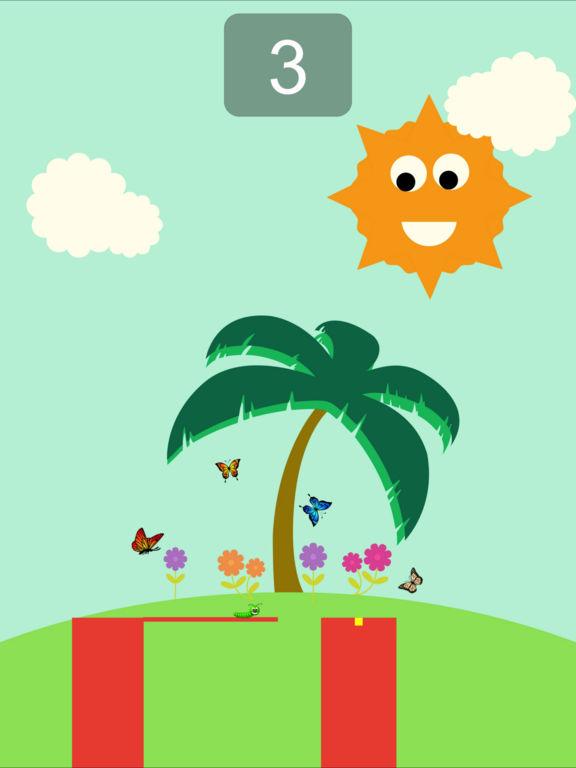 Worm Ninja Stick Hero for Kids Screenshots