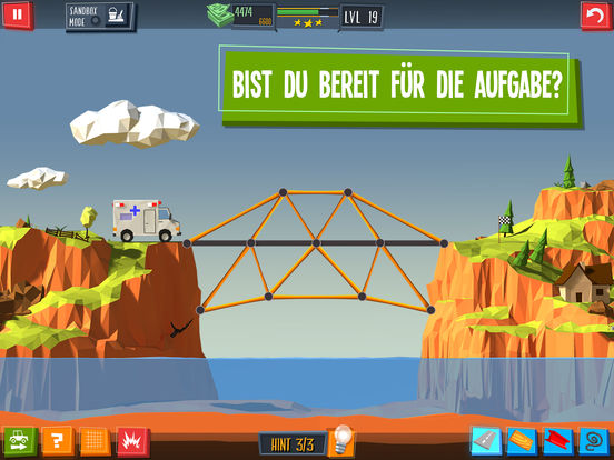 Screenshot 5 Build a Bridge!