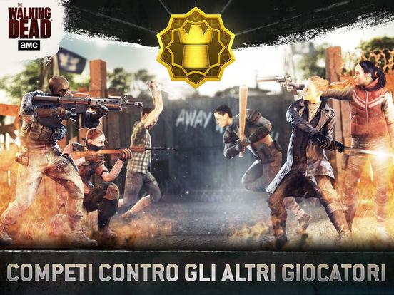 The Walking Dead: No Man's Land Screenshot