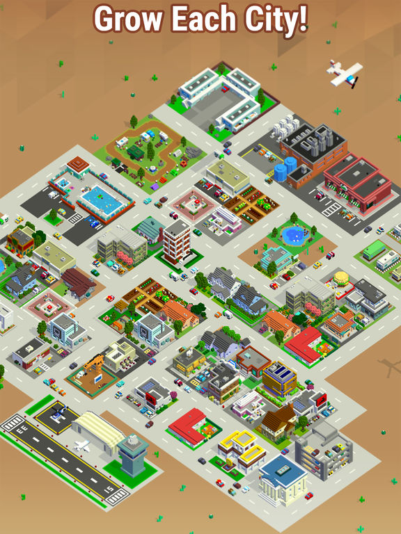 Screenshot 2 Bit City