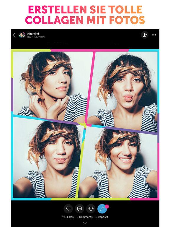 PicsArt Photo Studio: Bildeditor Collage Maker Screenshot