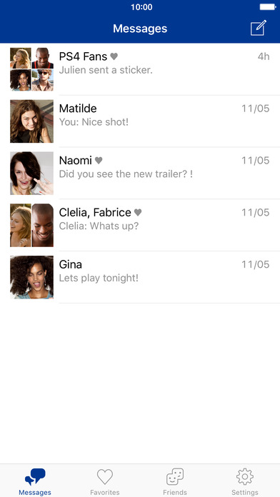 download PlayStation®Messages apps 2