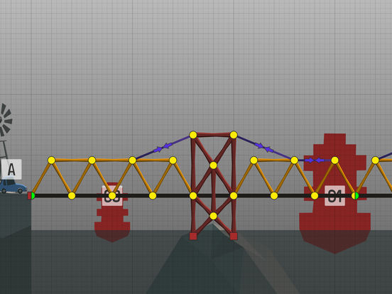 Screenshot 3 Poly Bridge