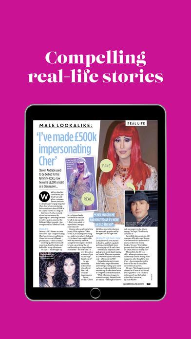 download Closer UK Magazine - celebrity & real life stories apps 4