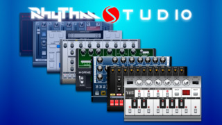 Screenshot Rhythm Studio
