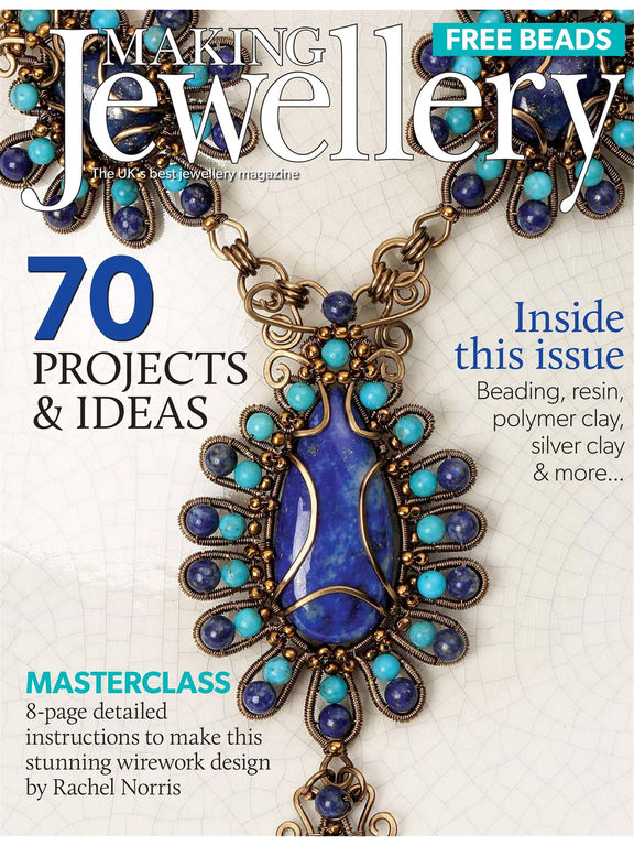 making jewellery the uk 39 s best jewellery magazine par tri active media ltd. Black Bedroom Furniture Sets. Home Design Ideas