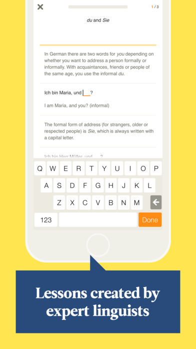 download Learn German with Babbel appstore review