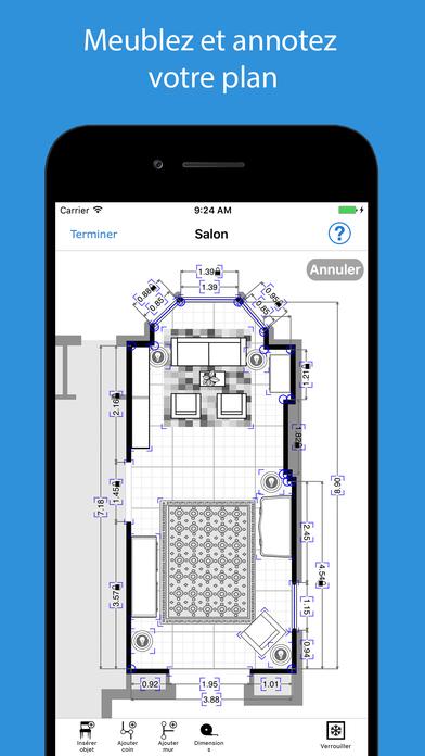 Magicplan dans l app store for Architecte 3d ipad