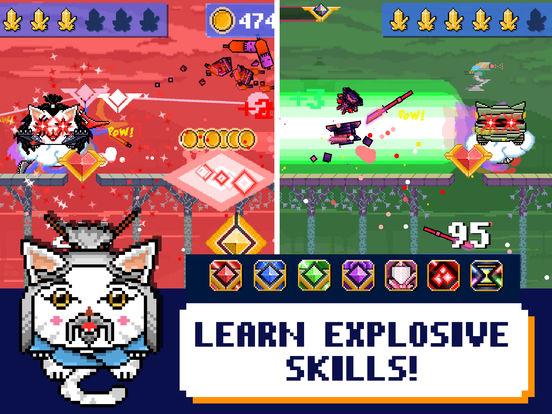 Screenshot 2 Laser Kitty Pow Pow