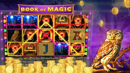 slot machine gratis libri