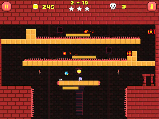 Screenshot 3 Super Nano Jumpers