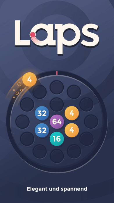 Laps - Fusion iOS Screenshots