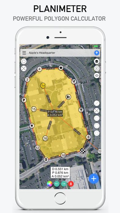 Planimeter Screenshot
