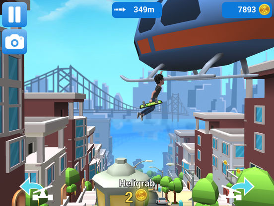 Screenshot 2 Faily Skater