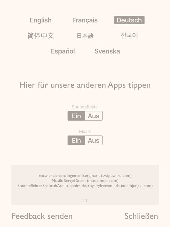 Dreh&Tipp Screenshot