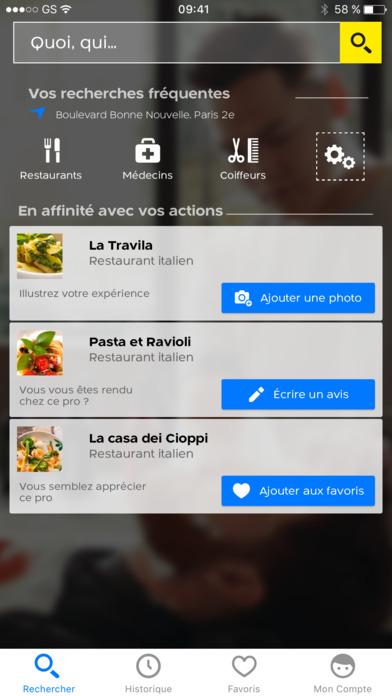 download PagesJaunes – Trouvez plus que des coordonnées apps 3