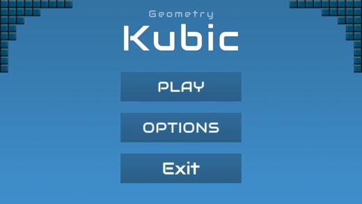 Geometry Kubic Screenshot