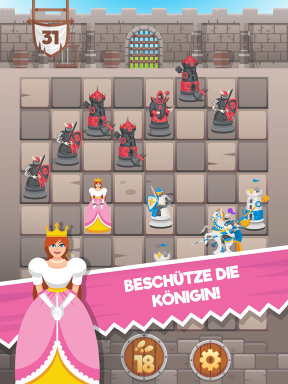 Screenshot 4 Knight Saves Queen
