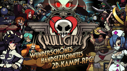 Skullgirls iOS Screenshots