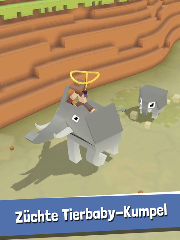 Screenshot 4 Rodeo Stampede - Sky Zoo Safari