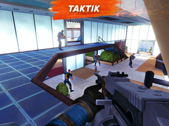 Screenshot 3 Guns of Boom