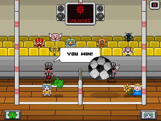 Screenshot 4 Pixel Volley