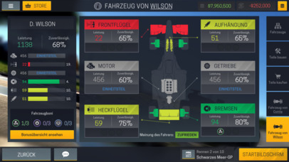 Motorsport Manager Mobile 2  Bild 3